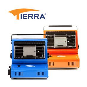 티에라 포터블 가스히터 ISH-3000, 오렌지, 1개